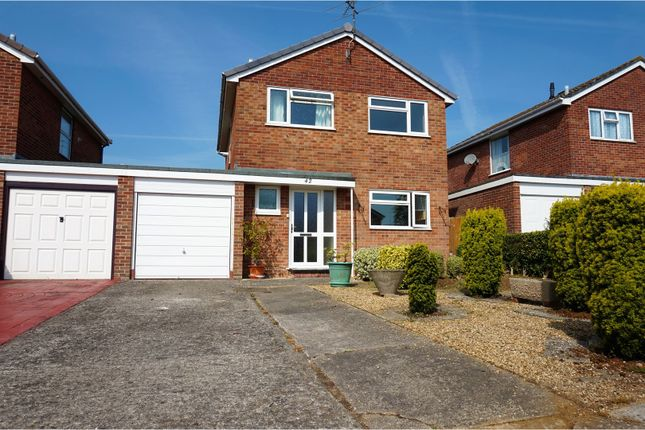 Thumbnail Link-detached house for sale in Ridgeway, Sherborne