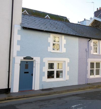Thumbnail Cottage for sale in Copperhill Street, Aberdovey Gwynedd