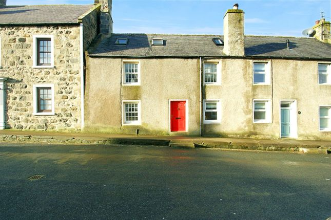Front View of North High Street, Banff, Aberdeenshire AB45