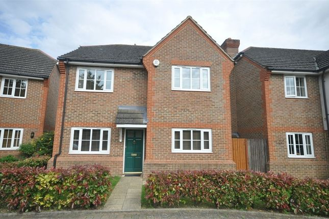 Thumbnail Detached house to rent in Knights Close, West Molesey, Surrey