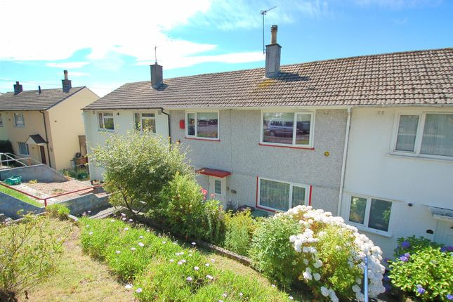 Thumbnail Terraced house for sale in Normandy Way, Plymouth