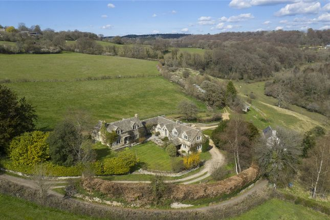 4 bed detached house for sale in Far Oakridge, Stroud, Gloucestershire GL6