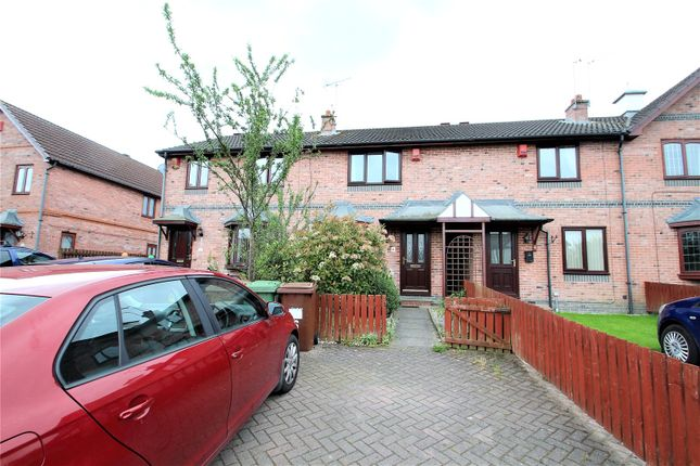 Terraced house to rent in Hague Park Walk, South Kirkby, Pontefract, West Yorkshire
