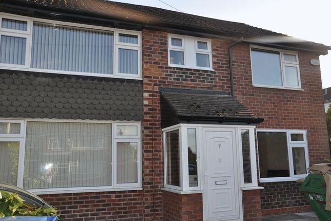 Thumbnail Room to rent in Haddon Road, Heald Green, Cheadle