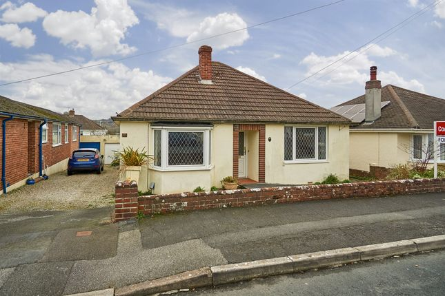 Thumbnail Detached bungalow for sale in St. Margarets Road, Plympton, Plymouth
