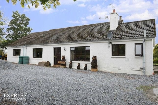 Thumbnail Detached bungalow for sale in Ruthven, Huntly, Aberdeenshire