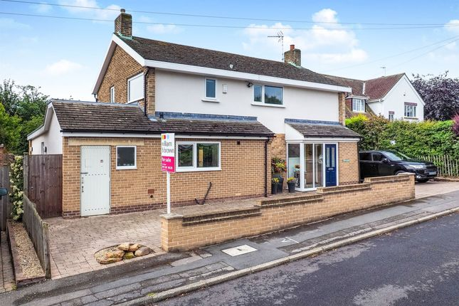 Thumbnail Detached house for sale in Green Close, Keyworth, Nottingham