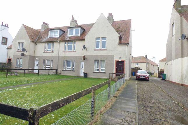 Thumbnail Flat for sale in Queen Margaret Street, St Monans, Fife
