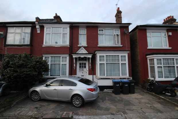 Thumbnail Semi-detached house for sale in Sidney Avenue, London, Greater London