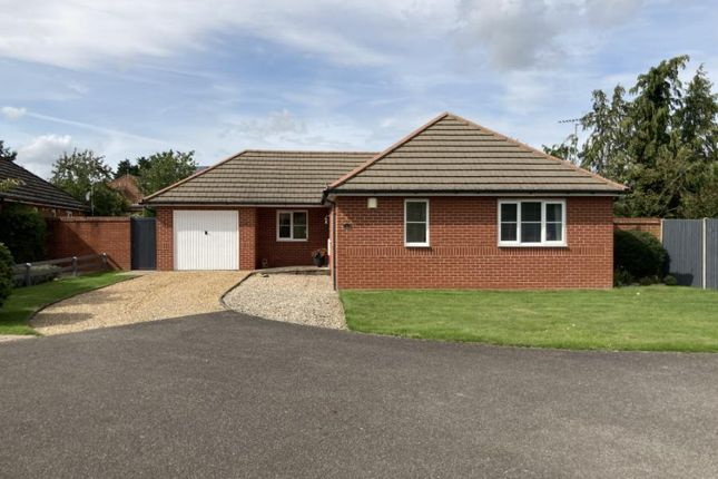 Thumbnail Bungalow for sale in Red Lodge, Bury St. Edmunds, Suffolk