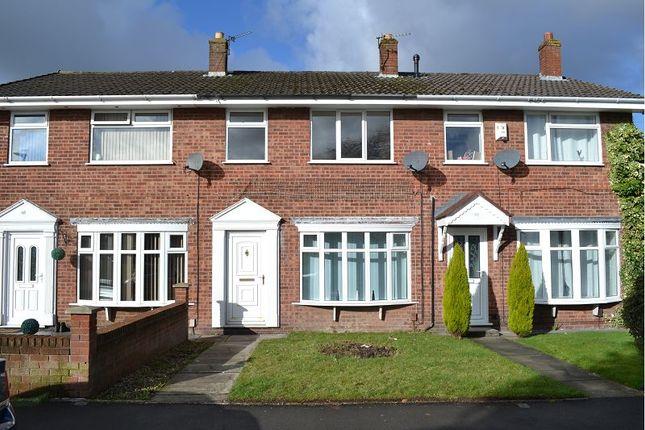 Thumbnail Semi-detached house to rent in Burley Crescent, Winstanley, Wigan