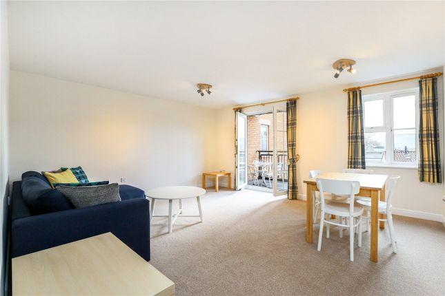 Thumbnail Flat to rent in Magdalena Court, 1 Prewett Street, Bristol