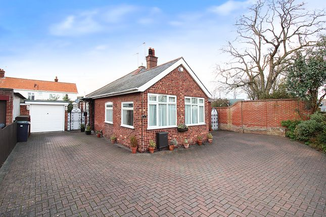 Thumbnail Detached bungalow for sale in Sandringham Avenue, Great Yarmouth
