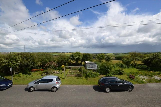 Thumbnail End terrace house for sale in Carland Cross Cottages, Carland Cross, Mitchell, Newquay