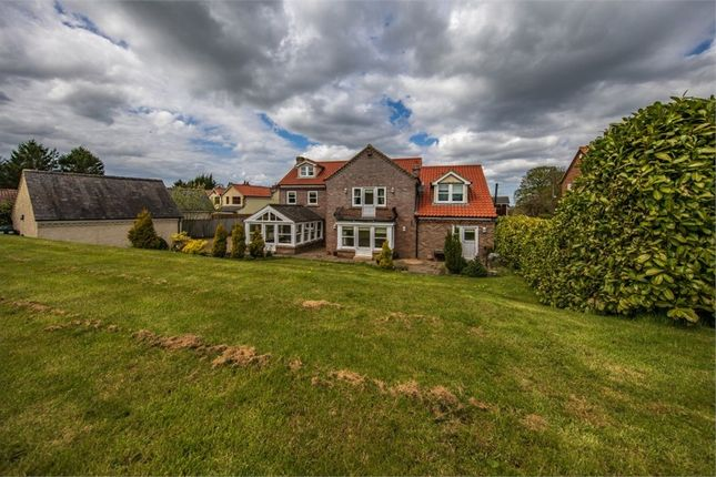 Thumbnail Detached house for sale in Middleton, Yarm, North Yorkshire