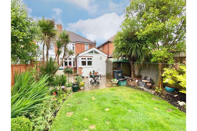 Thumbnail Semi-detached house for sale in Berrow Road, Burnham-On-Sea