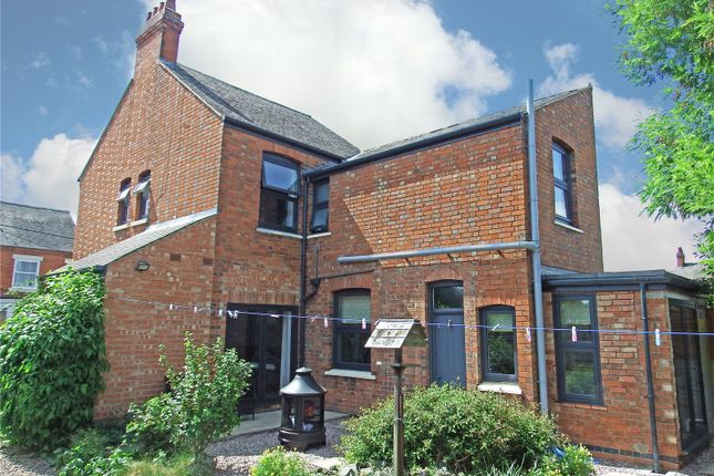 Thumbnail Detached house for sale in Carington Street, Loughborough, Leicestershire