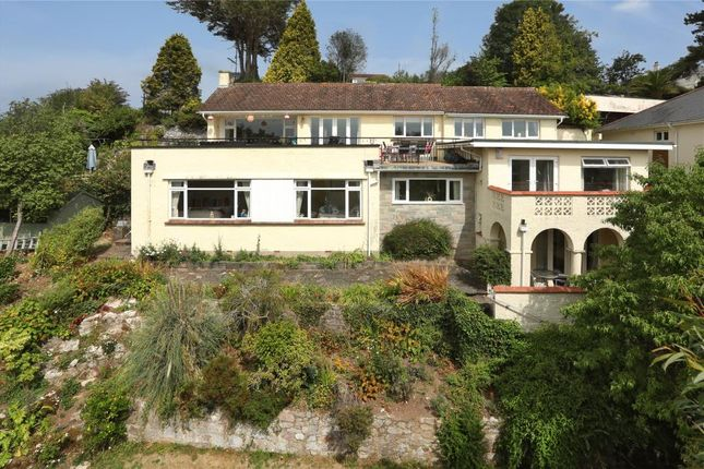 Thumbnail Detached house for sale in South Road, Newton Abbot, Devon