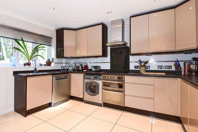 Kitchen of The Crescent, Farnborough, Hampshire GU14