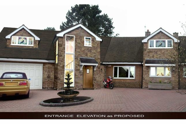 Thumbnail Detached house for sale in Bramcote Drive, Nottingham