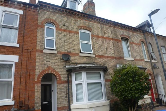 Thumbnail Terraced house to rent in Warner Street, Derby