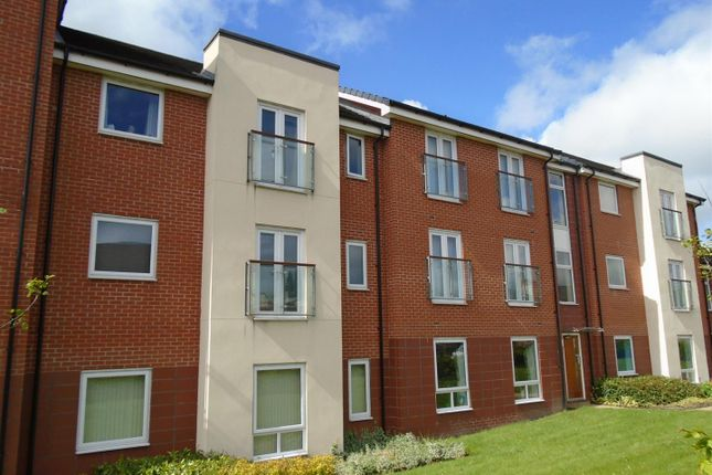 Thumbnail Flat for sale in Dorney Place, Cannock