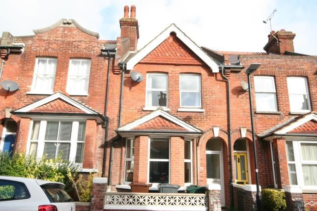 Thumbnail Terraced house for sale in Greys Road, Eastbourne, East Sussex