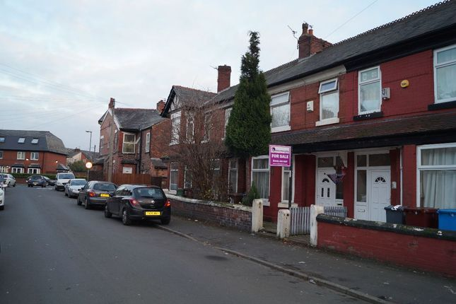 Thumbnail Terraced house for sale in Marley Road, Levenshulme