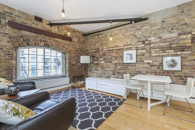 Thumbnail Studio to rent in New Concordia Wharf, Mill Street, London