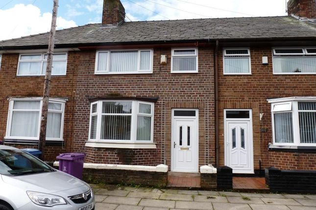 Thumbnail Terraced house for sale in Marlborough Road, Tuebrook, Liverpool