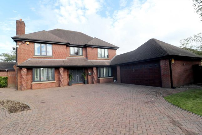Thumbnail Detached house for sale in The Highgrove, Heaton, Bolton