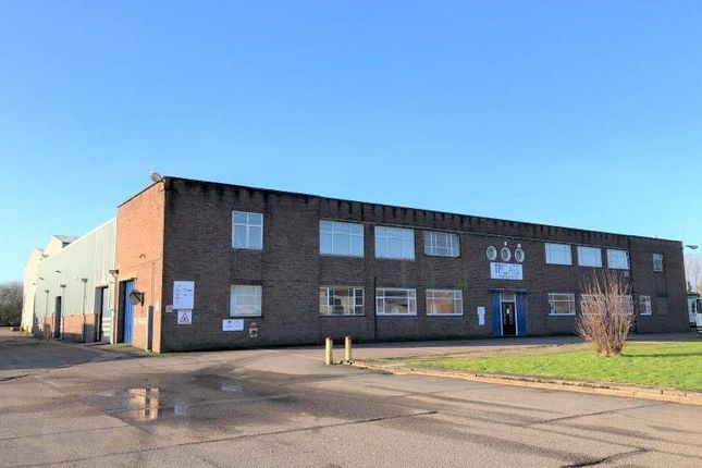 Thumbnail Industrial to let in Units 22 & 23, Blythe Park, Sandon Road, Creswell