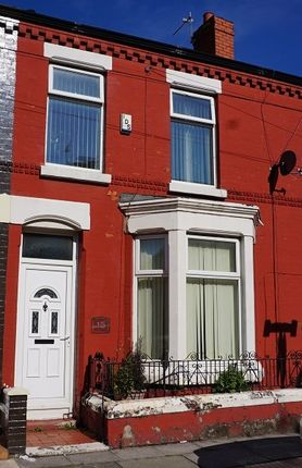 Thumbnail Terraced house for sale in Taplow Street, Anfield, Liverpool