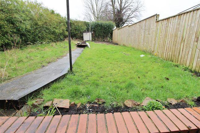 Rear Garden of Beechen Drive, Fishponds, Bristol BS16