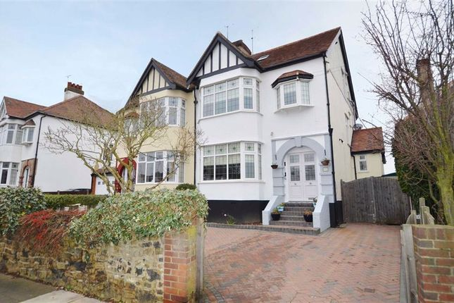 Thumbnail Semi-detached house to rent in Clatterfield Gardens, Westcliff-On-Sea, Essex