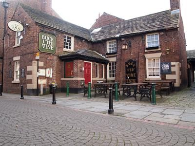 Thumbnail Pub/bar to let in Former Buck Ithívine Public House, 35 Burscough Street, Ormskirk