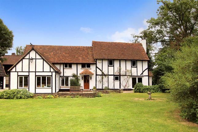 Thumbnail Detached house for sale in Westwick Row, Leverstock Green, Hemel Hempstead