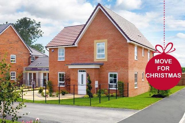 """Thumbnail Detached house for sale in """"Lincoln"""" at Tenth Avenue, Morpeth"""