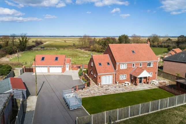 Thumbnail Detached house for sale in High Road, Burgh Castle, Great Yarmouth