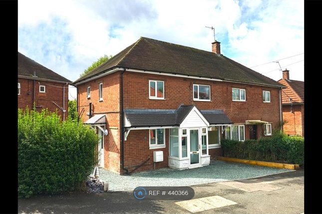 Thumbnail Semi Detached House To Rent In Lodge Road Stoke On Trent