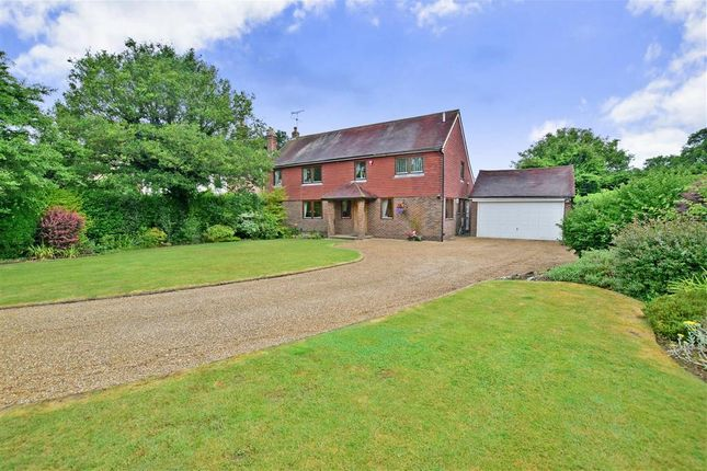 Thumbnail Detached house for sale in Station Road, Buxted, Uckfield, East Sussex