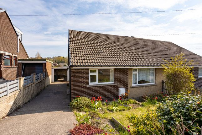 Thumbnail Bungalow for sale in St. Peters Crescent, Kirkheaton, Huddersfield