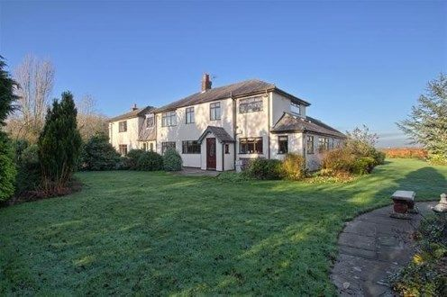 Thumbnail Detached house for sale in Back Lane, Longton, Preston, Lancashire