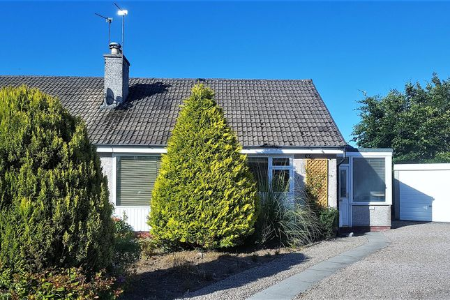 Thumbnail Semi-detached bungalow for sale in Rosewell Terrace, Aberdeen