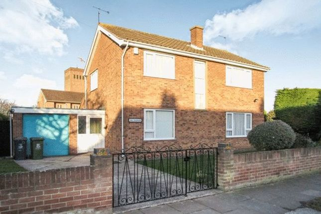 Thumbnail Detached house to rent in Nuffield Crescent, Gorleston, Great Yarmouth