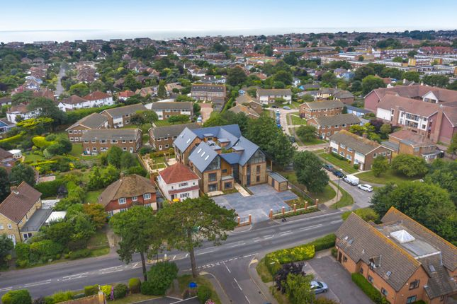 Thumbnail Flat for sale in Cavendish, Station Road, Rustington