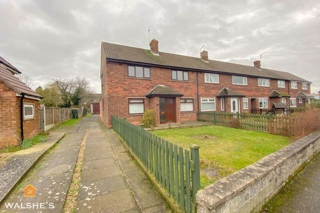 Thumbnail Terraced house to rent in Asterby Road, Scunthorpe
