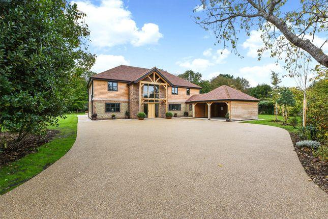 Thumbnail Detached house for sale in Lavant, Chichester, West Sussex