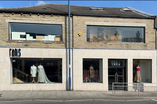 Retail premises to let in White Abbey Road, Bradford