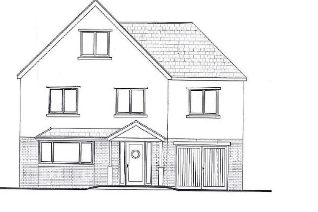 Thumbnail Detached house for sale in Monckton Road, Alverstoke, Gosport